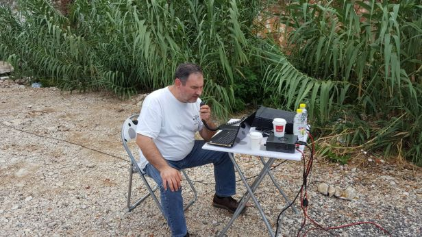 9A3GSV/p on the air from 9AFF-0029.