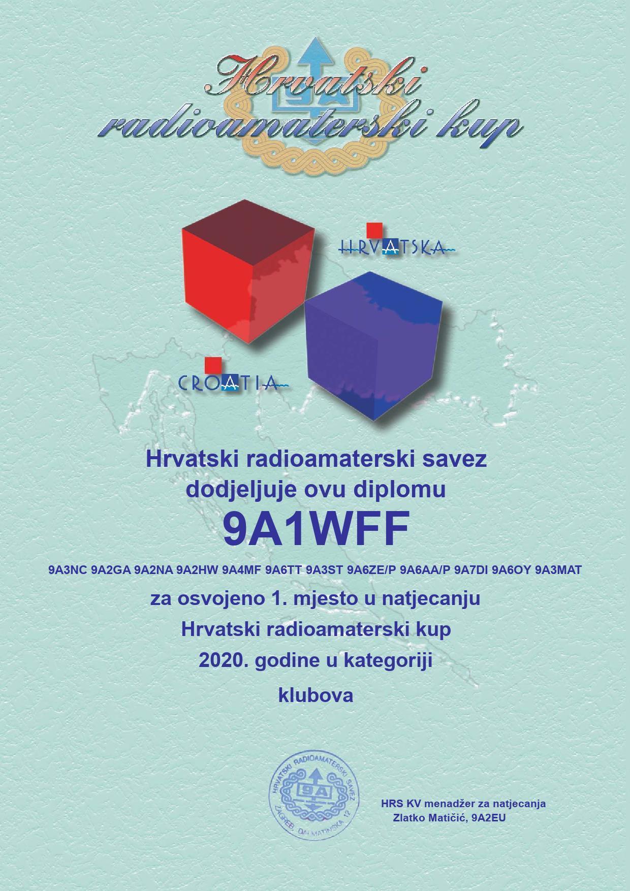 9A1WFF_1st place